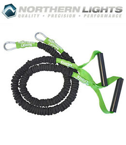 Cable Cross Covered Resistance Bands, Light RBCCRS07LIGR