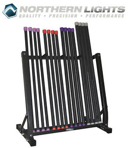 NORTHERN LIGHTS Commercial Cardio / Body Bar Rack SRBODYBAR