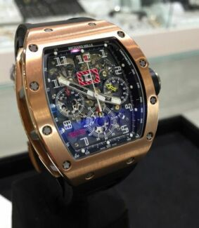 RICHARD MILLE - RM11 Bondi Junction Eastern Suburbs Preview