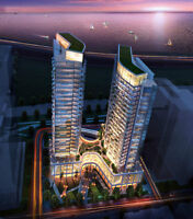 Brand New Condo in Liberty Village, 2 bedrooms (assignment)