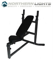 NORTHERN LIGHTS Workout Center Bench, Adj. Incline NLWCB