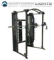 NORTHERN LIGHTS Functional Trainer with Power Rack NLFTPR150