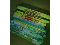 Annuals 1969-2010 Rupert, The Beano and more