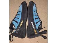 Boreal Joker Climbing Shoes, Size 5-1/2 Great Condition