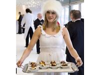 Flexible Bar/Waiting Shifts at London Events - Ideal for Gap Years