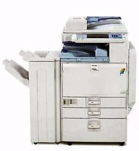 Ricoh Aficio MPC2500 Printer/Photocopier/Scanner Perth Perth City Area Preview