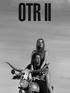 Beyonce & JAY-Z On The Run Tour ll - tickets (2 available)