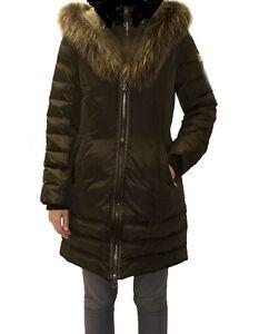 Manteau en Duvet et vraie fourrure inspiré de Mackage et Rudsak