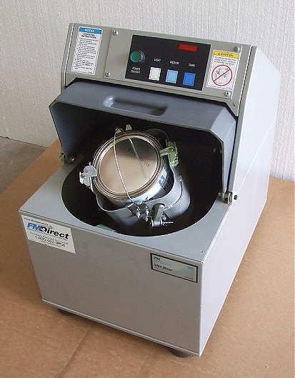 New Demo Fluid Management V-Series Paint Mixer W Warranty