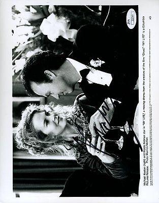 Nicole Kidman Vintage Signed Jsa Certed 8X10 Photo Autograph
