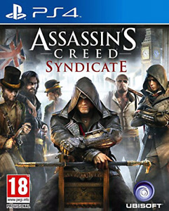 Assassin creed syndicate echanger ps4