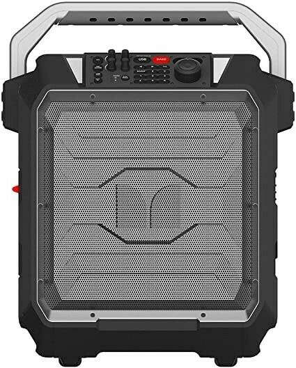 Monster Portable Bluetooth Speaker Indoor/Outdoor Rockin Roller Charge(With Mic)