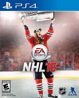Sealed NHL 16 for PS4