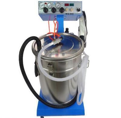 Powder Coating System Wx-958.electrostatic Powder Coating Machine T