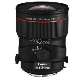 Canon TS-E 24mm 3.5L mrkII