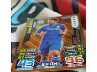 match attax limited edition Costa gold