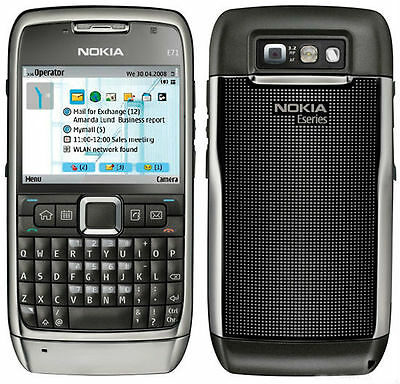 Nokia E71 Imported unlocked mobile, used for sale  DELHI
