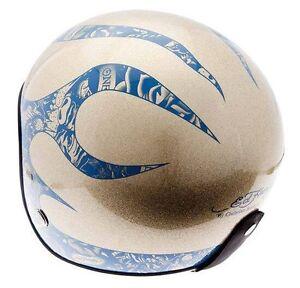 NEW ed Hardy motorcycle helmet Kitchener / Waterloo Kitchener Area image 3