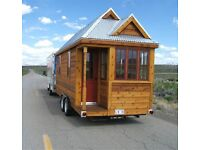 LAND WITHOUT PLANNING PERMISSION WANTED FOR TINY HOUSE PROJECT IN SOUTH WALES
