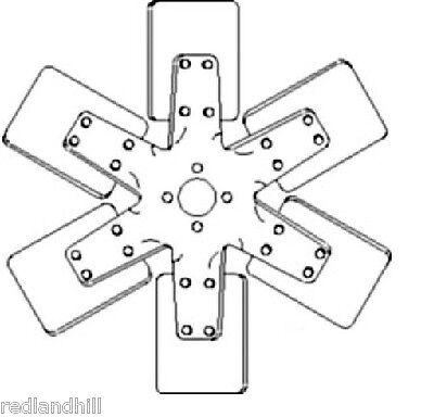 Massey Ferguson Fan Blade Te20 To20 To30 To35 35 50 150 202 204 2200