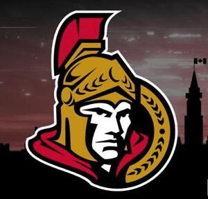 Ottawa Senators Home Games