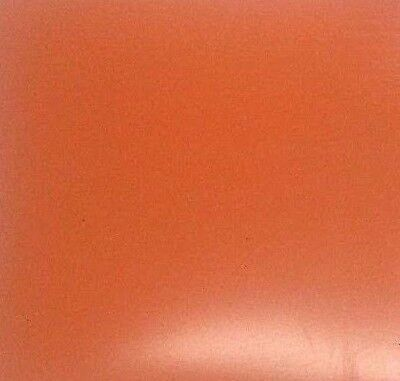 Silicone Rubber Sheet Us Hi-temp Red 18thk X 6 X 6 Square Pad 60d Med