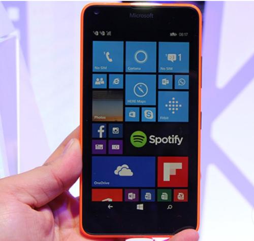 Dettagli su Sbloccato Nokia Microsoft Lumia 640 4G 5