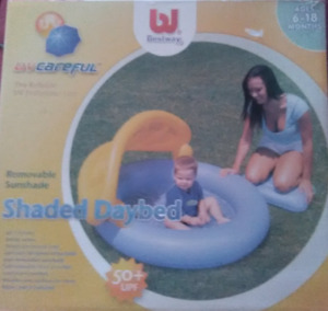 Bestway UVCareful Outdoor Inflatable Canopy Shade for baby -New