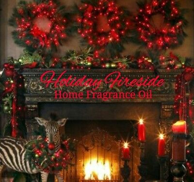 Эфирные масла Holiday Fireside Home Fragrance