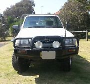 2004 TOYOTA HILUX KZN165R SER140 ALL INCLUSIONS!! REDUCED PRICE!!! Davistown Gosford Area Preview