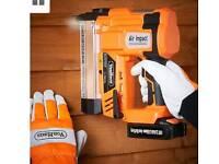 Vonhause 18v cordless nail gun