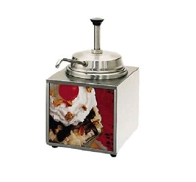 Star Manufacturing 3wla-p Cheese Warmer With Pump Culus Ul Ce