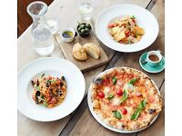 Waitress Needed for Italian Gastro-Pub £9.0phr
