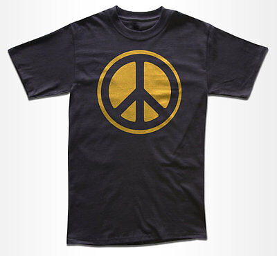 Peace Sign T Shirt - Retro Tees For Men, Women & Children - Peace Symbol, Love
