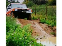 4x4 Off Road Driving Experience x2