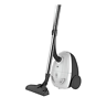 Argos Simple Value 700 Watt Bagged Cylinder Vacuum Cleaner White VCB35B15C