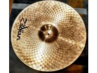 "Zildjian 20"" Ride Cymbal (Big crash cymbal maybe?)"