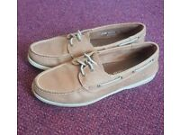 Timberland Boat Deck shoes size 10