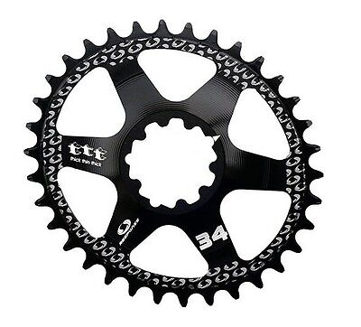 New Response Oval Chainring 34T for GXP
