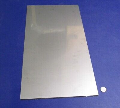 316 Stainless Steel Sheet Annealed .036 Thick X 12 Wide X 24 Length 1 Unit