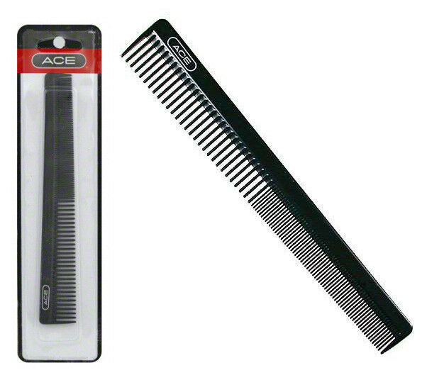 Ace 61886 Barbers 7 Quot Pocket Hair Comb Hard Plastic 1 Comb