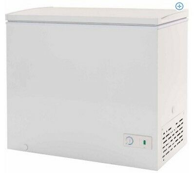 small deep freezer chest freezer haier 7 1 cu ft white small size new 29516