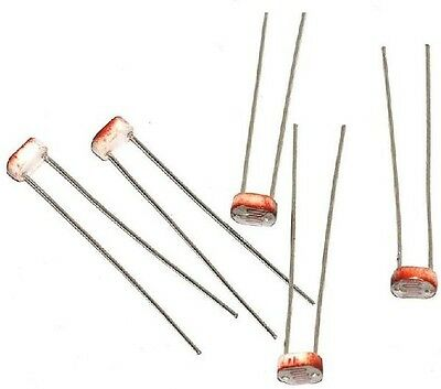 50pcs Photo Light Sensitive Resistor Photoresistor 5516 Gl5516 New