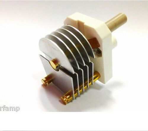 2x High Voltage Air Variable Capacitors 3-20pF(± 10%) / 1.7kV-Amplifier /Tuner