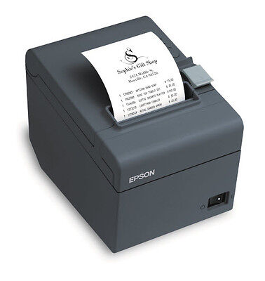 Epson T20iii Readyprint Thermal Pos Printer Usb Serial Auto Cutter C31ch51001