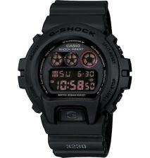 Casio G-Shock Digital Mens Black Military Inspired Watch DW-6900MS-1DR