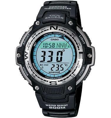 Купить Casio Sport - CASIO Sport Twin Sensor SGW-100-1VEF Compass Thermometer