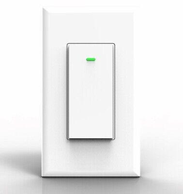 Smart WIFI Light Switch Remote Control Smart Life Alexa & Google Home IFTTT