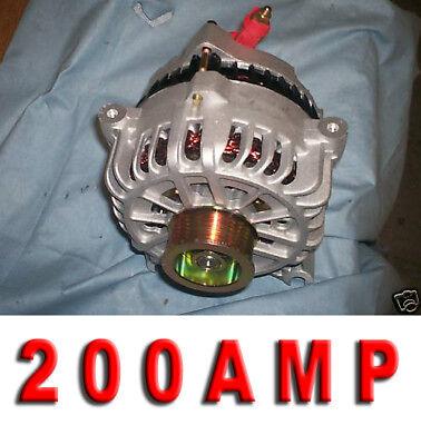 HIGH AMP ALTERNATOR 06-08 Lincoln Mark LT 5.4L V8/ F Series Pickup 04-08 5.4 4.6