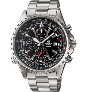Casio-EF527D-1AV-Edifice-Watch-Chronograph-Stainless-Steel-Band-Date